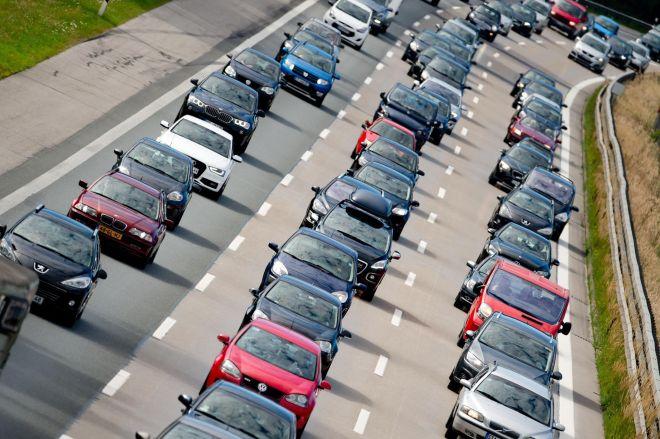 Panne auf A6: Zwölf Kilometer Stau im Berufsverkehr