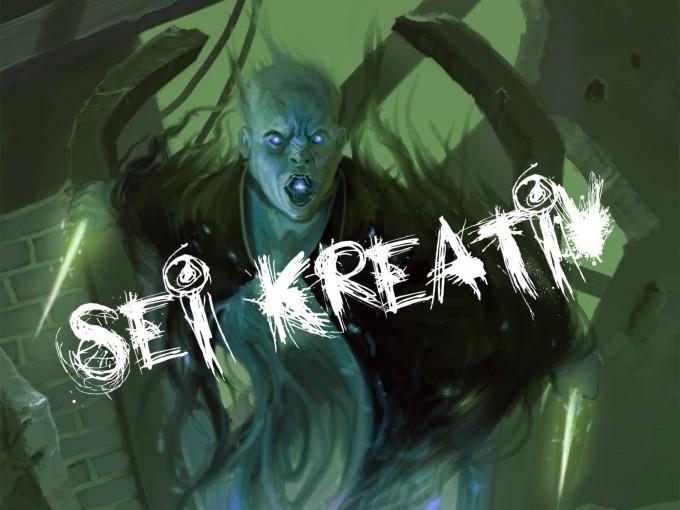 SEI KREATIV (Seelenfänger RPG Kreativwettbewerb)
